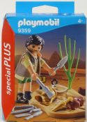playmobil 09359 Archeologist